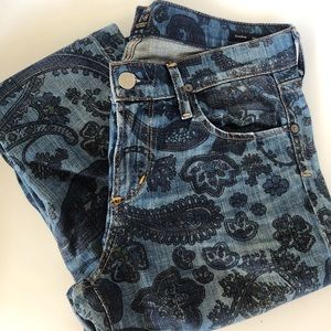 citizen for humanity x anthropologie size 27